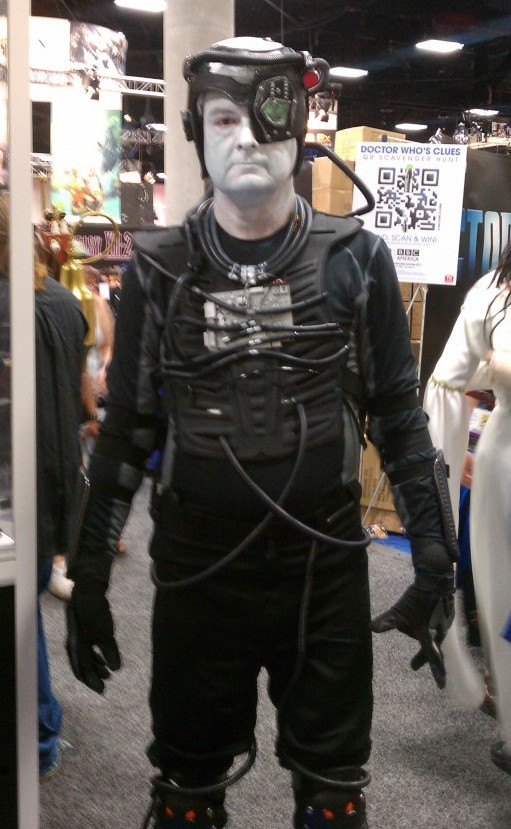 Comic-Con San Diego 2011 | Borg