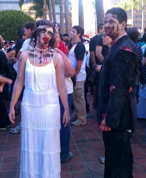 Zombie Walk San Diego 2011 | Comic-Con